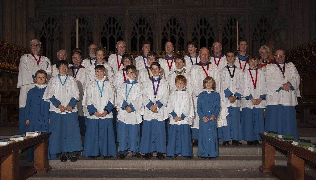 St Mary's Choir york 2014